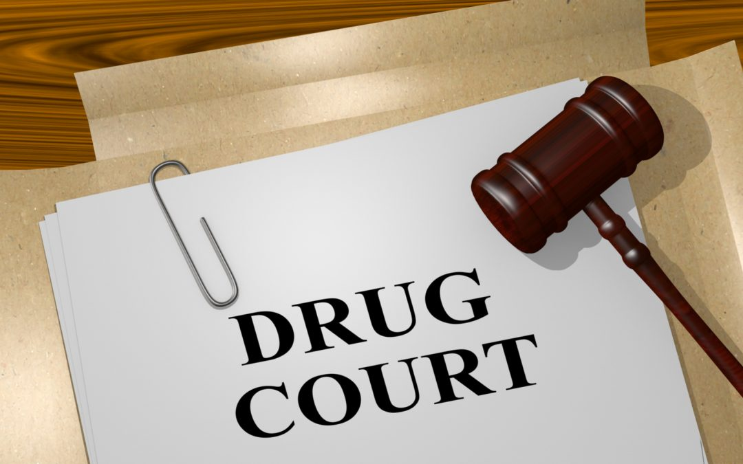 Can Drug Court Help Some Offenders Avoid Jail Time?